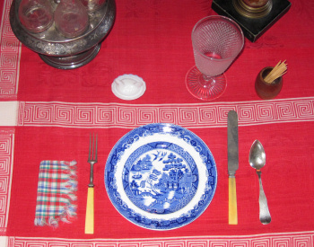 The placesetting